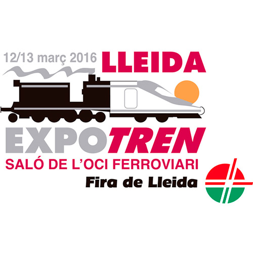 Expotren Lleida, saló de l'oci ferroviari
