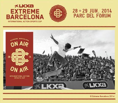 Extreme Barcelona 2014