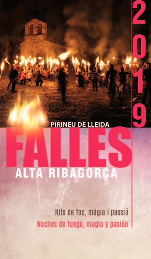 La Festa del foc a la Vall de Boí