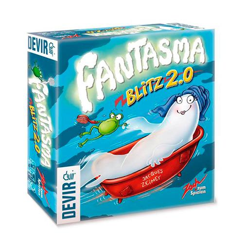 Fantasma Blitz 2.0', un fantàstic joc de reacció