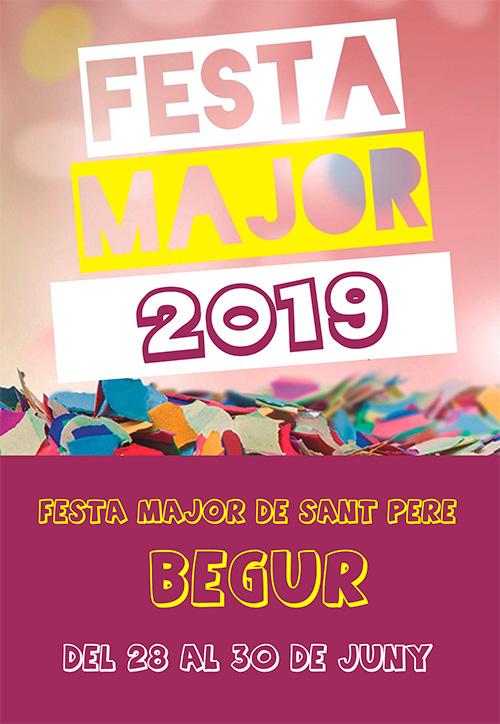 Festa Major de Begur, el Baix Empordà
