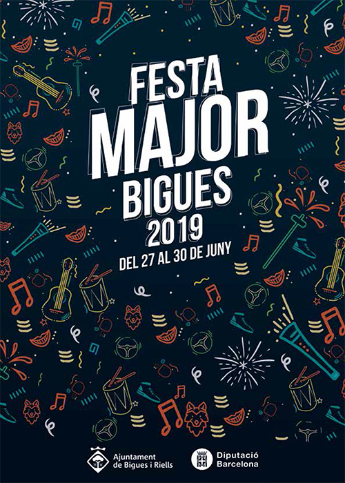 Festa Major de Bigues, el Vallès Oriental