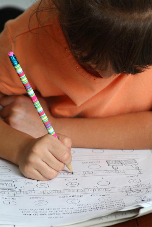 Col·laborar a fer els deures