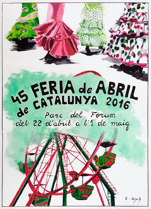 45a Fira d'Abril de Catalunya a Barcelona