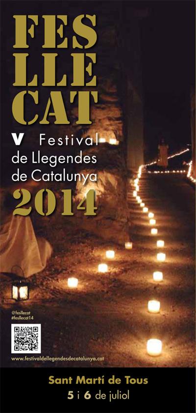 Festival de Llegendes de Catalunya a Sant Martí de Tous