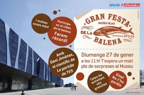 Gran Festa del 150 Aniversari de la Balena