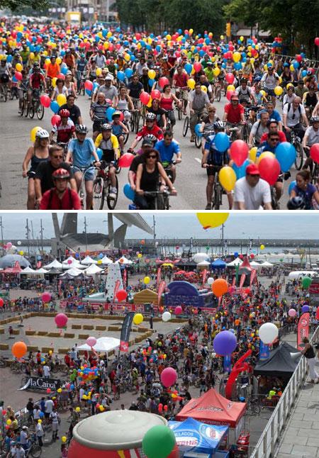 Festa de la bici i els patins