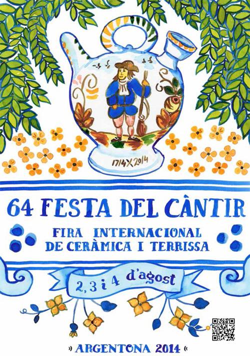 64a Festa del Càntir, Argentona