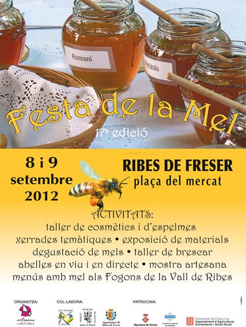 XVII Festa de la Mel a Ribes de Freser