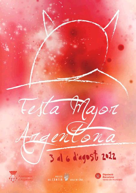 Festa Major d'Argentona 2012