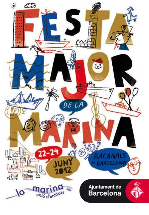 Festes de la Marina Bacanals de Barcelona