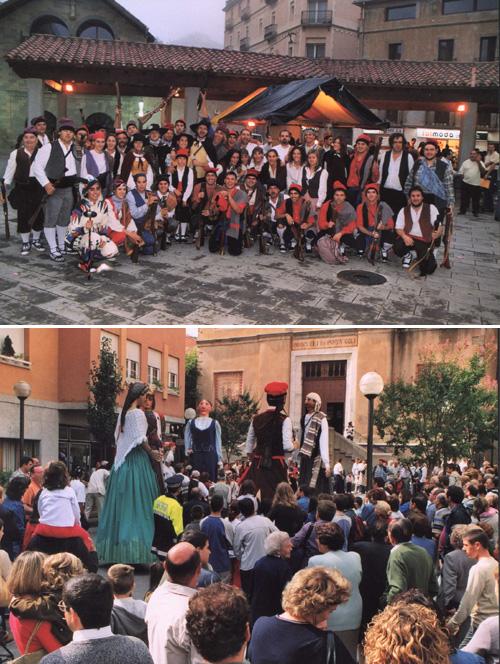 Torna en Serrallonga a Sant Hilari Sacalm