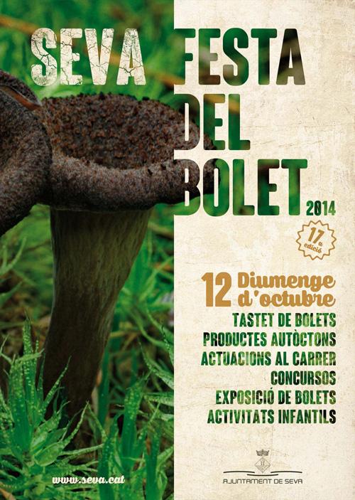 Festa del Bolet a Seva