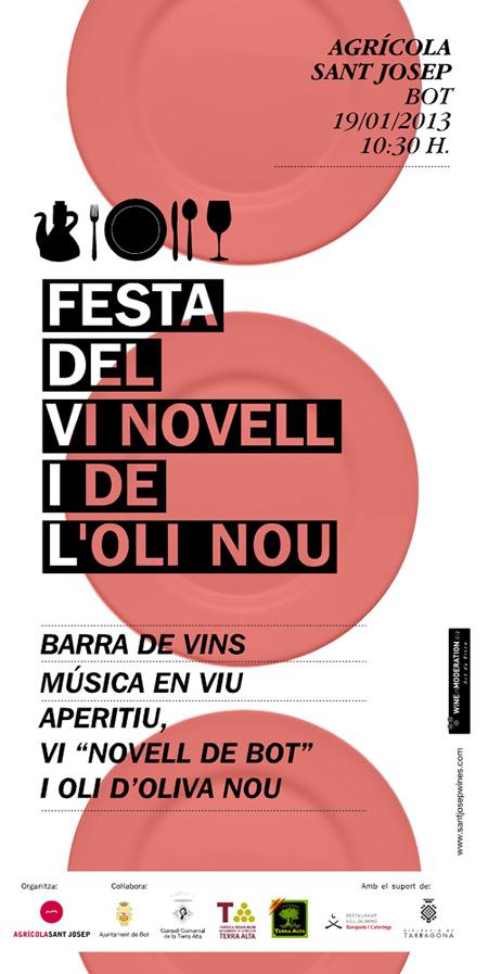Festa del Vi Novell i l'Oli Nou de Bot