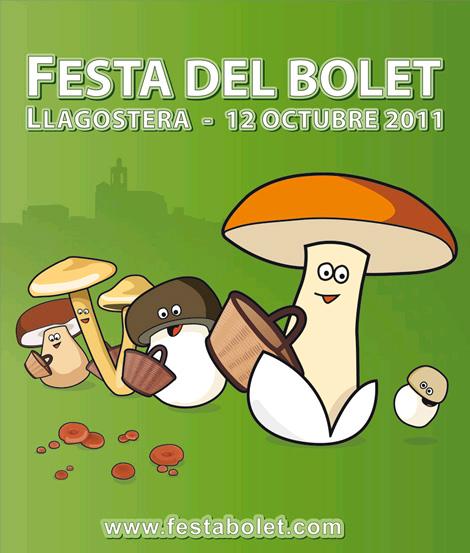 Festa del Bolet a Llagostera
