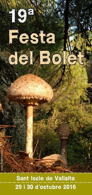 Festa del Bolet de Sant Iscle de Vallalta