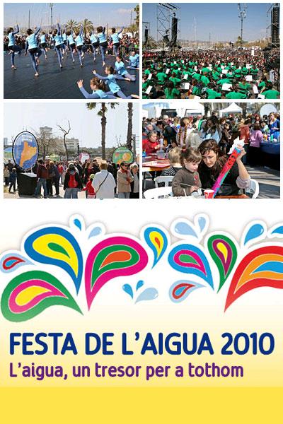 Festa de l'Aigua 2010