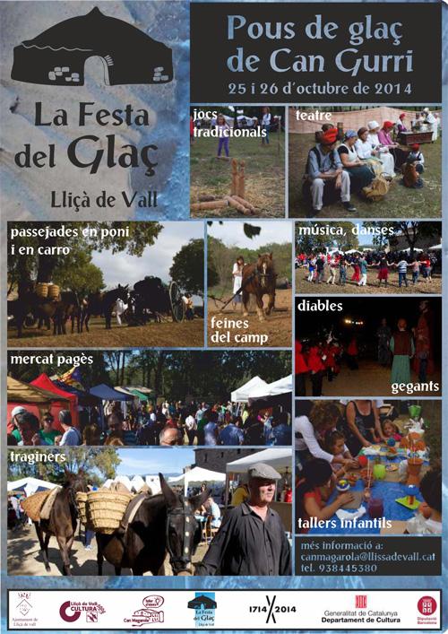 La Festa del Glaç a Lliçà de Vall