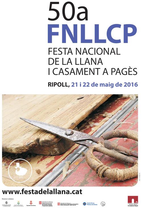 50a Festa de la Llana i del Casament a Pagès a Ripoll