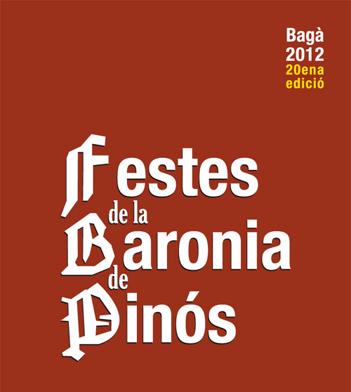 Festes de la Baronia de Pinós