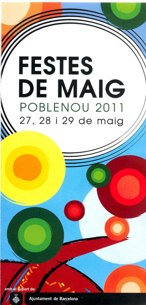 Festes de Maig Poblenou 2011
