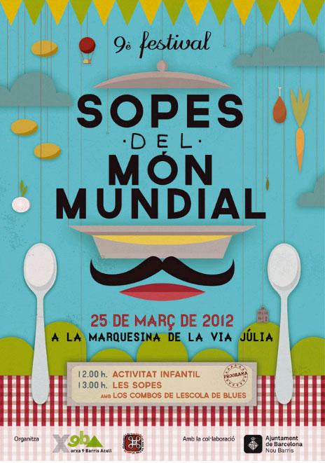 9è Festival de Sopes del Món Mundial
