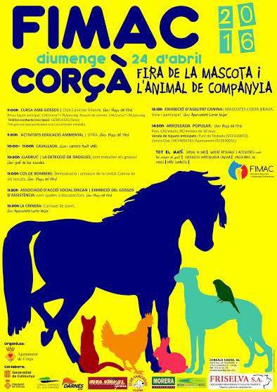 Fimac, Fira de la Mascota i Animal de Companyia a Corçà