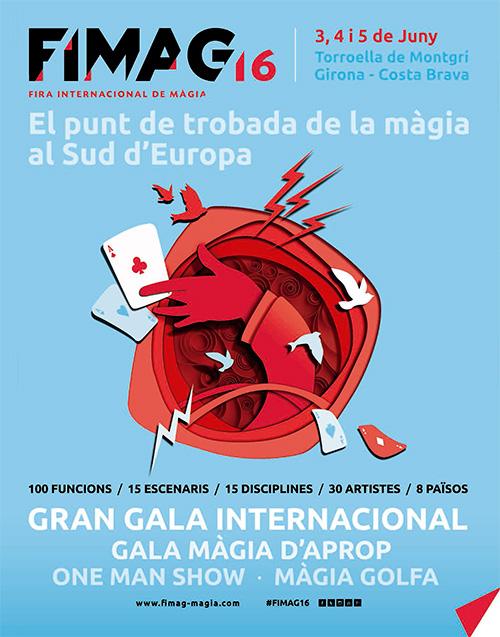 Fimag, Fira Internacional de Màgia a Torroella de Montgrí