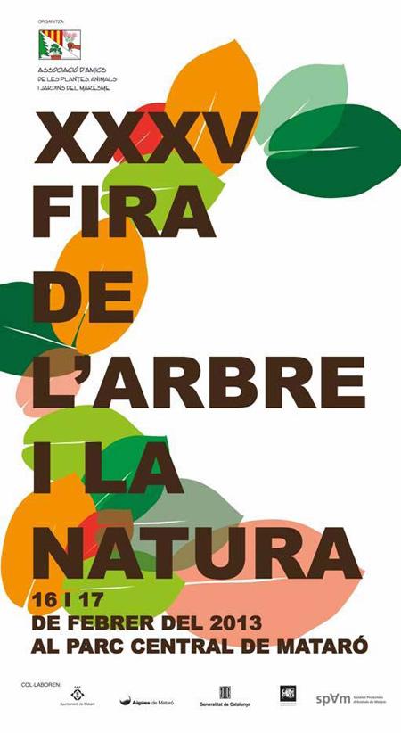 XXXV Fira de l'Arbre i la Natura a Mataró