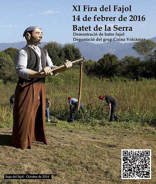 Fira del Fajol al Batet de la Serra, Olot