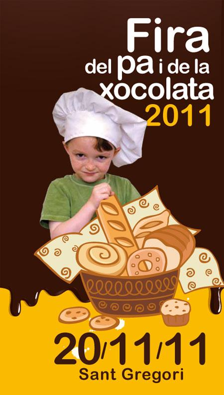 5a Fira del Pa i la Xocolata 2011