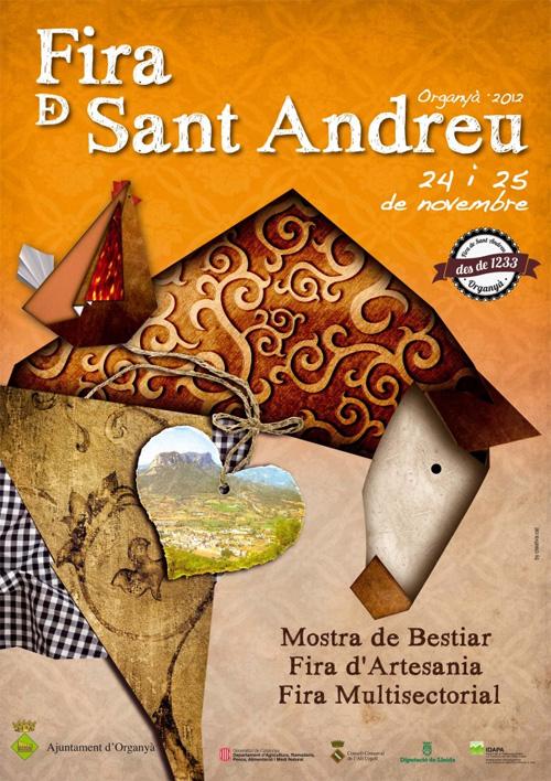 Fira de Sant Andreu d'Organyà