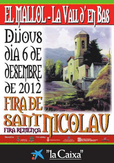 Fira de Sant Nicolau de la Vall d'en Bas