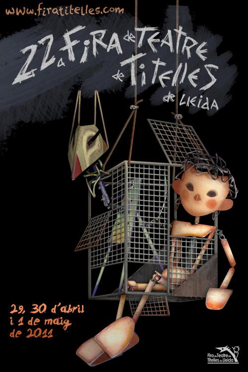 Fira de Teatre de Titelles de Lleida 2011