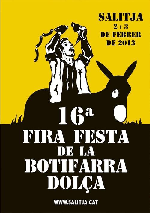16a Fira-Festa de la Botifarra Dolça a Salitja