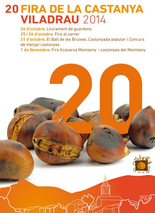 20a Fira de la Castanya de Viladrau