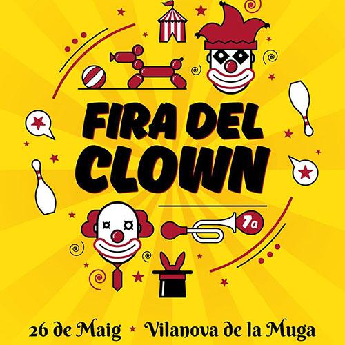 Fira del Clown a Vilanova de la Muga, Peralada, Alt Empordà
