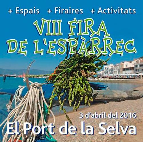VII Fira de l'Espàrrec d'El Port de la Selva