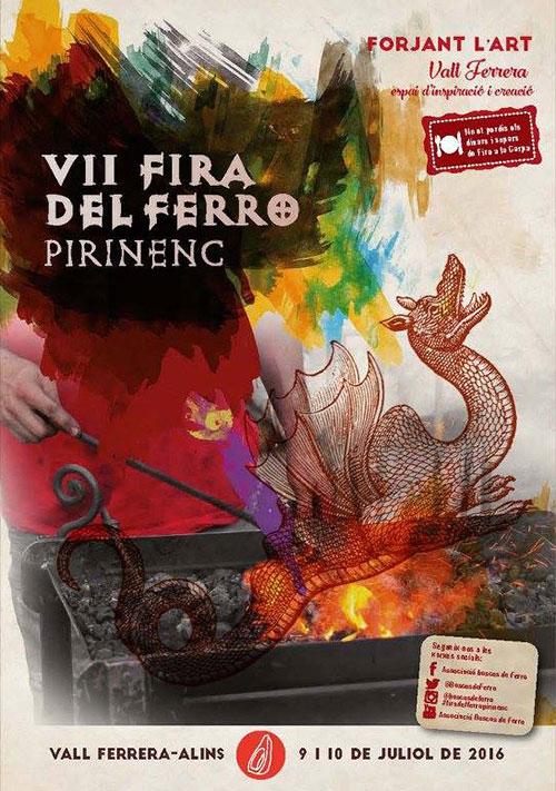 VII Fira del Ferro Pirinenc a la Vall Ferrera