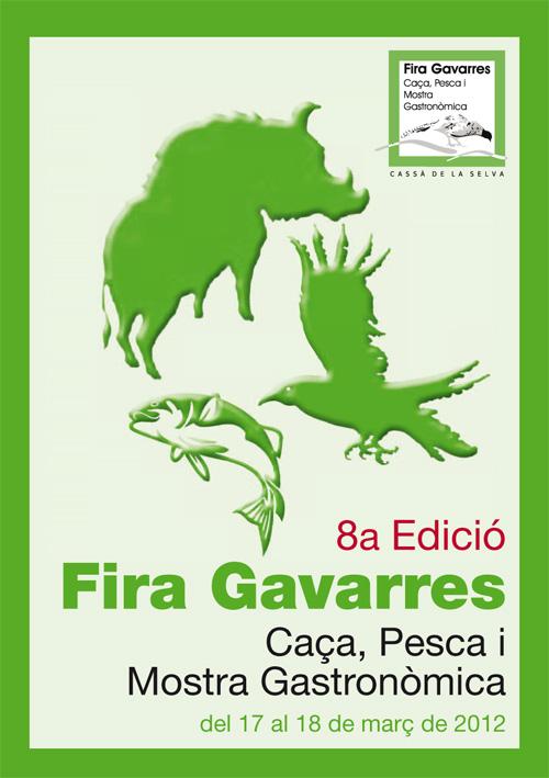 Fira Gavarres: caça, pesca i mostra gastronòmica, a Cassà de la Selva