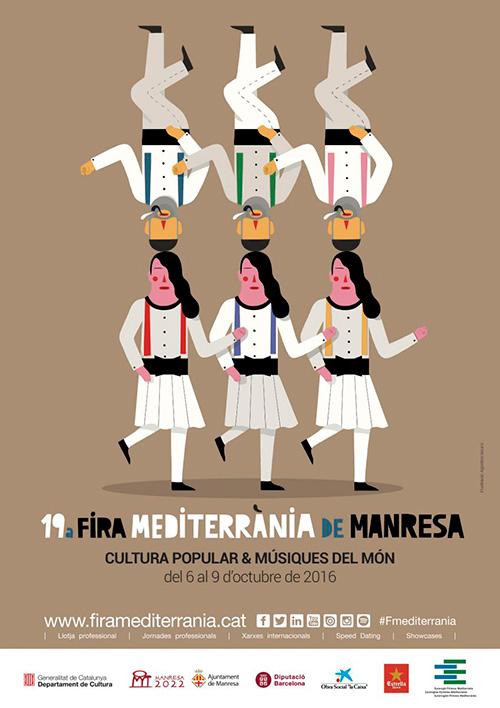19a Fira Mediterrània de Manresa