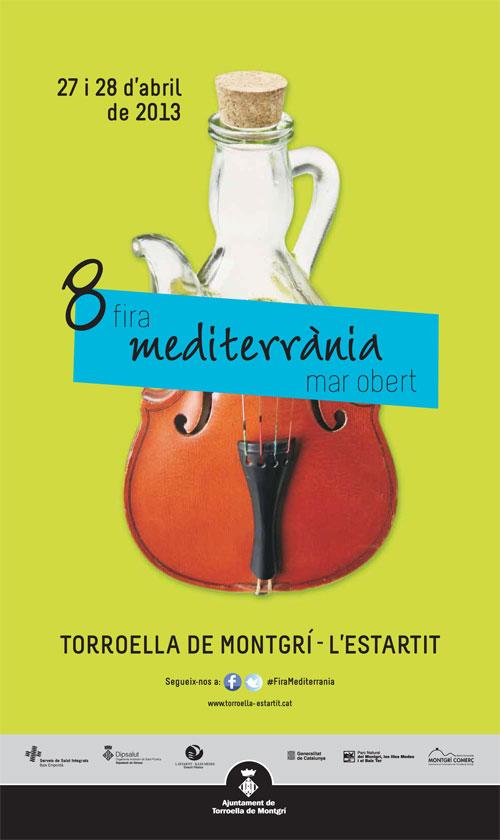 Fira Mediterrània Mar Obert a Torroella de Montgrí