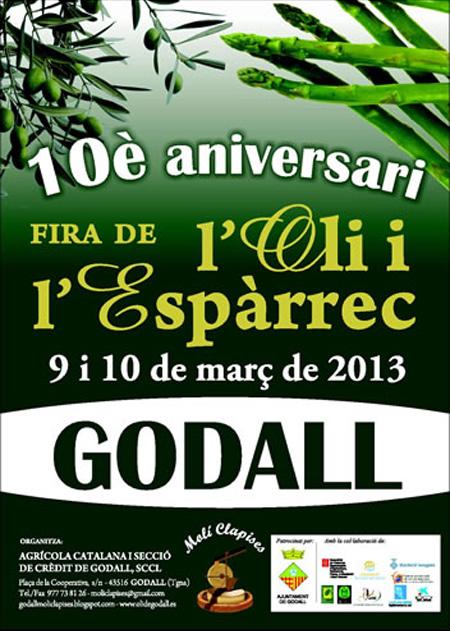 10a Fira d'Oli i l'Espàrrec a Godall