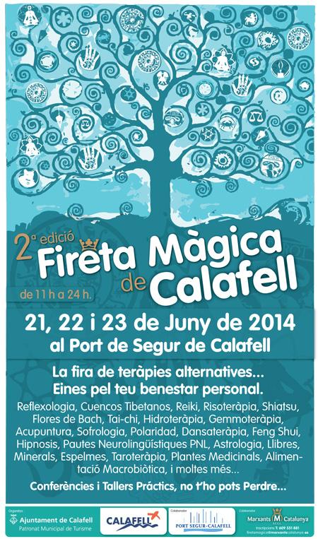 Fireta màgica de Calafell