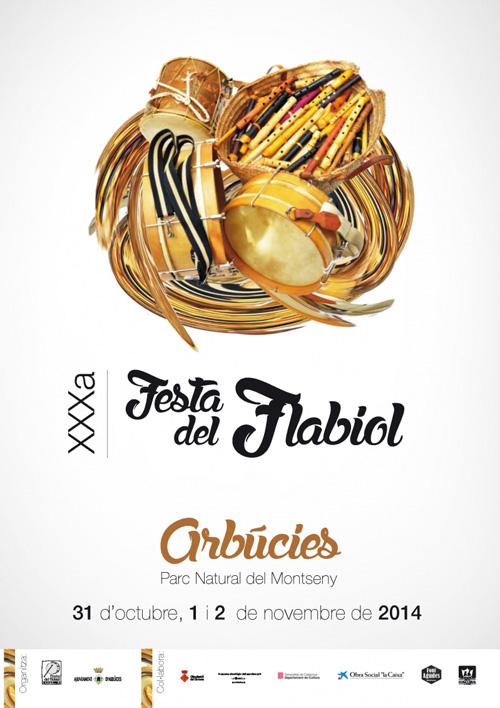 Festa del Flabiol, Arbúcies
