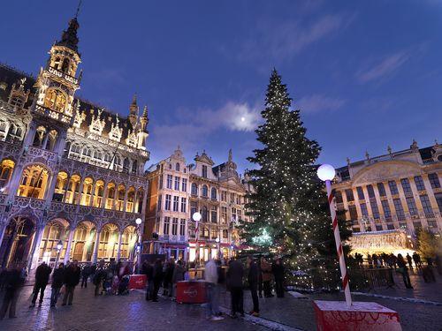 Nadal a Flandes amb nens