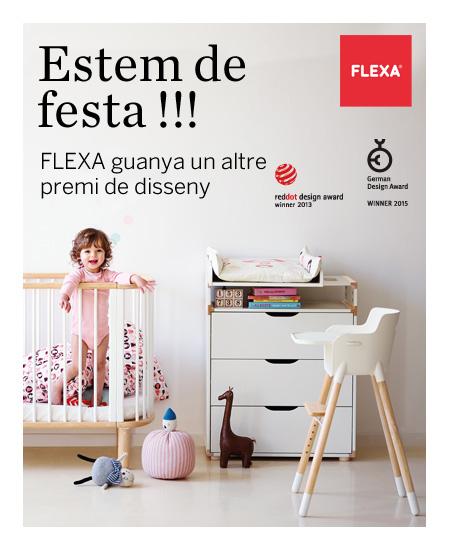 La botiga Flexa guanya un altre premi de disseny