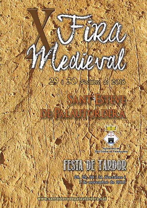 Festa de la Tardor i Fira Medieval de Sant Esteve de Palautordera