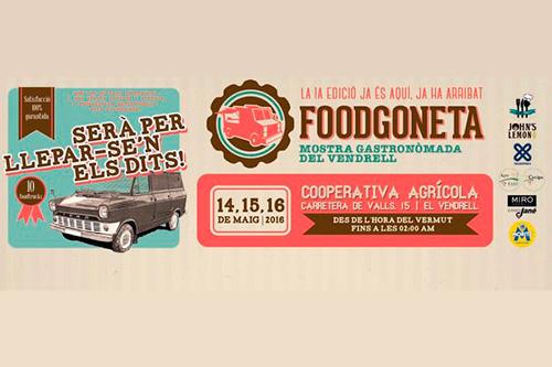 Foodgoneta, mostra gastronòmada del Vendrell