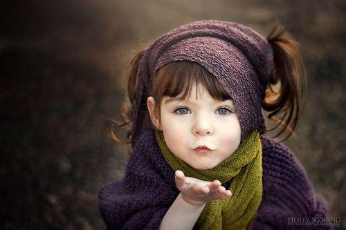 Fotografies de la meva filla amb una mà